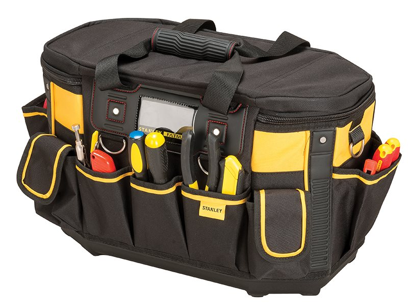 Stanley Tools FatMax® Round Top Rigid Tool Bag 50cm (20in)