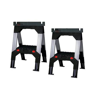 Stanley Tools FatMax® Telescopic Sawhorses (Twin Pack)