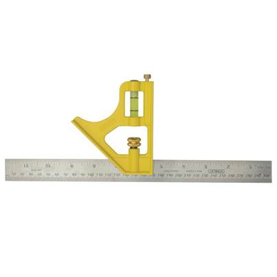 Stanley Tools Die-Cast Combination Square 300mm (12in)