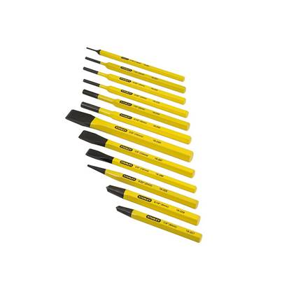 Punch & Chisel Set 12 Piece