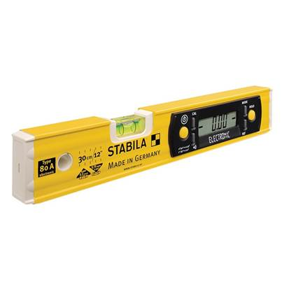 Stabila 80A-E  Electronic Level 17323 30cm