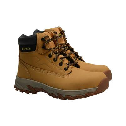 Stanley Clothing Tradesman SB-P Safety Boots