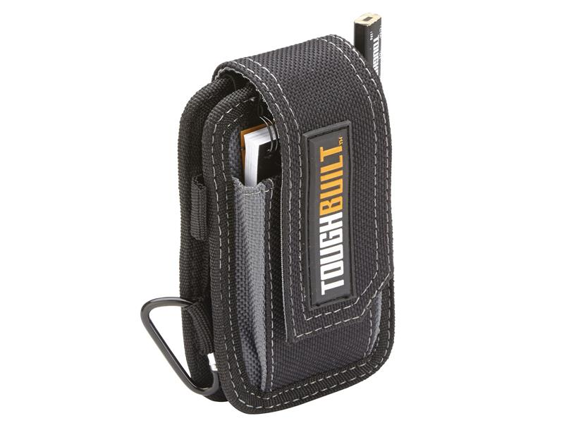 ToughBuilt Smart Phone Pouch with Notepad & Pencil