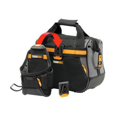 ToughBuilt Project Bag 13in & Project Pouch