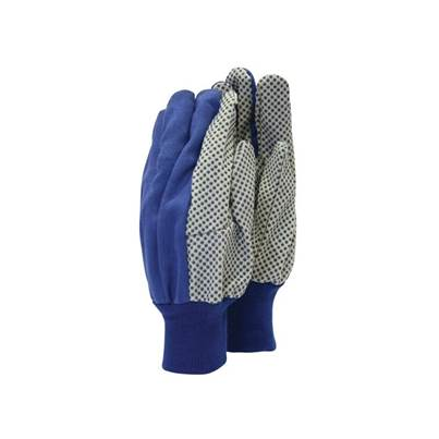 Town & Country TGL404 Men's Dotted Canvas Gloves