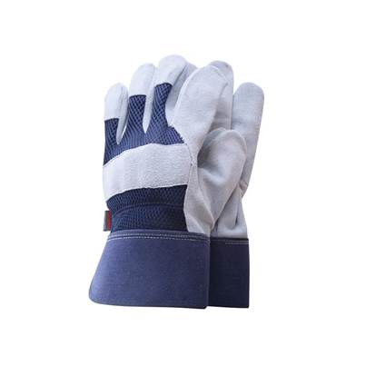Town & Country TGL410 Men's Suede Leather Rigger Gloves