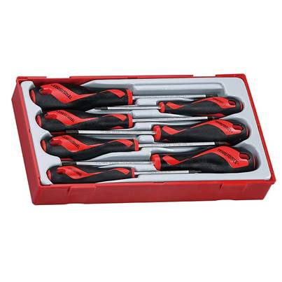 Teng TT917TX  TORX Mega Screwdriver Set, 7 Piece