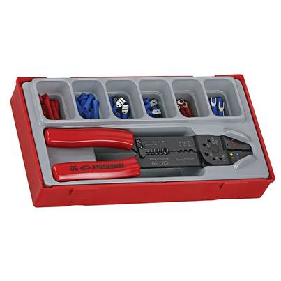 Teng TTCP121 Crimping Tool Set, 121 Piece
