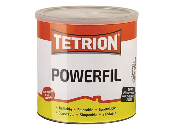 Tetrion Fillers Powerfil 2-Part Filler