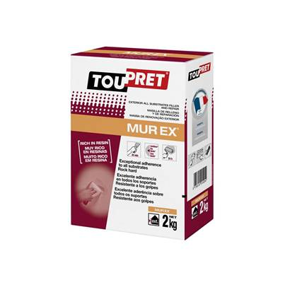 Toupret MUR EX® All Substrates Repair Filler