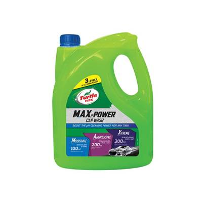 Turtle Wax M.A.X.-Power Car Wash Shampoo