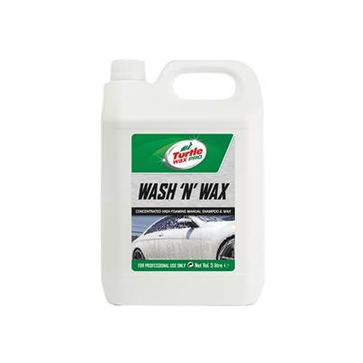 Turtle Wax Wash 'n' Wax 5 litre