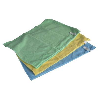 U-Care Microfibre Cloths 30 x 40cm (Pack 6)