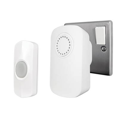 Uni-Com Smart Plug-In Door Chime