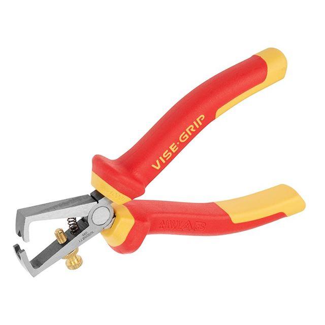 IRWIN Vise-Grip Wire Stripper VDE 150mm