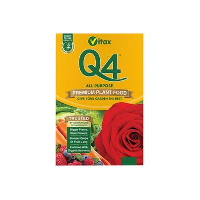 Q4 Fertilizer