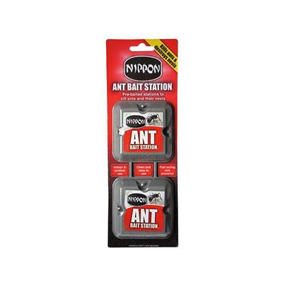 Vitax Nippon Ant Bait Station (Twin Pack)