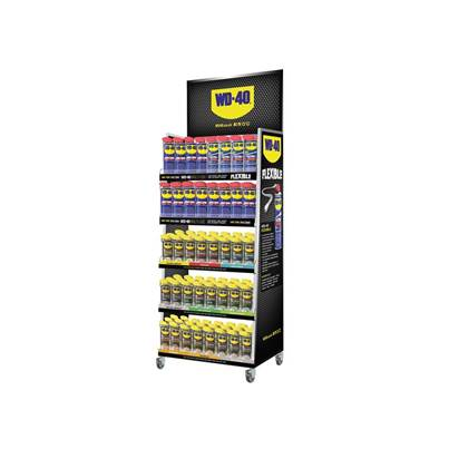 WD-40® Mixed Stock Stand