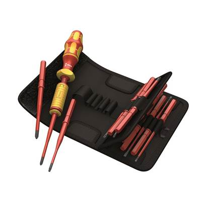 7441 VDE Adjustable Torque Screwdriver Set, 15 Piece1.2-3Nm