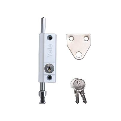 Yale Locks P124 Door Push Bolt
