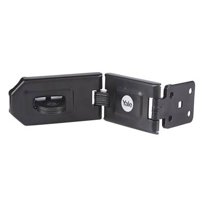 Yale Locks Hardened Steel Hasp 160mm