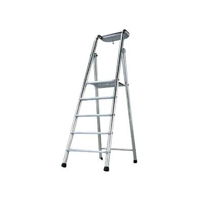 Zarges Probat Platform Steps, Platform Height 1.67m 7 Rungs