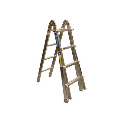 Zarges Utility Ladder 3-Part 3 x 4 Rungs