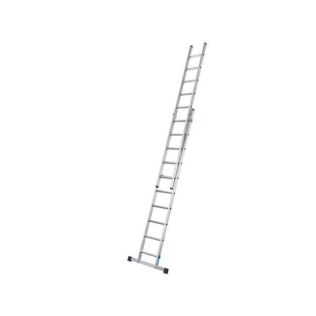 Zarges Everest 2DE Extension Ladder 2-Part D-Rungs 2 x 10