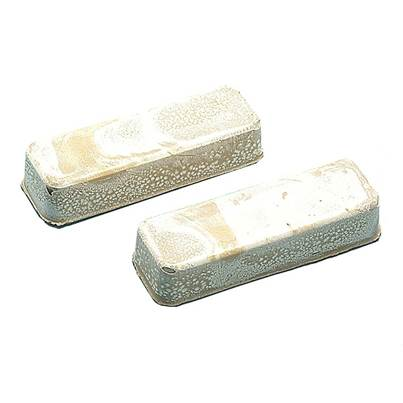 Zenith Profin Plastimax Polishing Bars - Buff (Pack of 2)