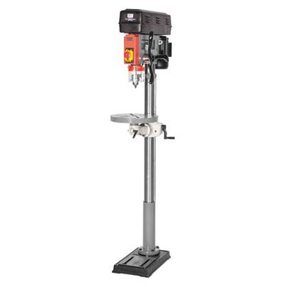 01535 Floor Variable Speed Drill Press