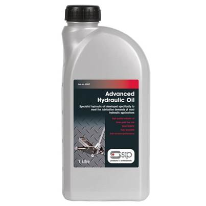 SIP 02347 1 Litre Advanced Hydraulic Oil