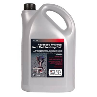 SIP 02353 5 Litre Advanced Universal Metalwork Fluid