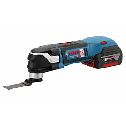 Bosch GOP18V-28 MultiTool plus16AS  2x2Ah Li-ion
