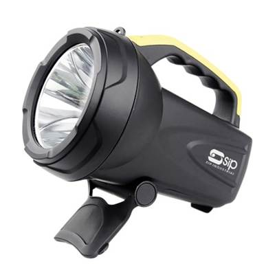 SIP 06499 10W CREE LED Rechargeable Spotlight