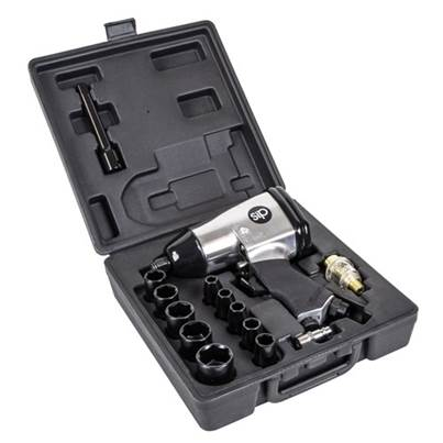 "SIP 06792 1/2"" 17pc Impact Wrench Kit"