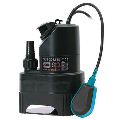 SIP 06817 2012-FS Submersible Dirty Water Pump