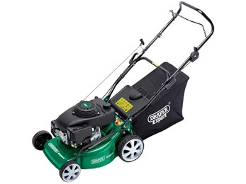 Draper 400mm Petrol Lawn Mower (135cc/4HP)