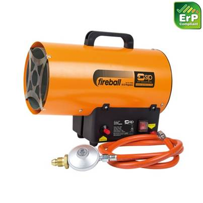 SIP 09288 Fireball 512 Propane Space Heater