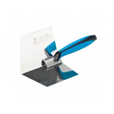 Ox Pro Dry Wall Internal Corner Trowel 102x127mm