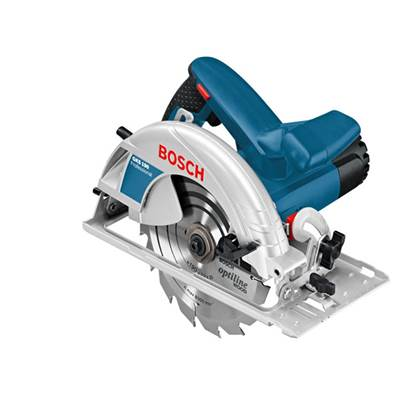 Bosch GKS190 190mm Circular Saw with Case 240v