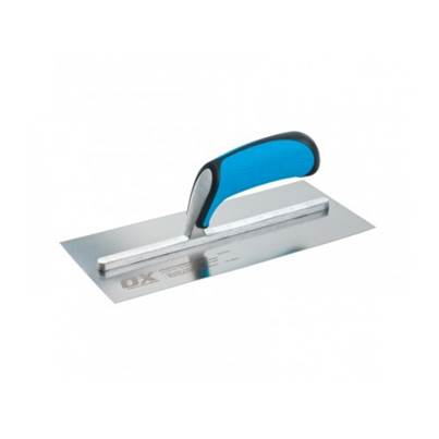 Ox Pro Plasterers Trowel - Stainless Steel 115x457mm