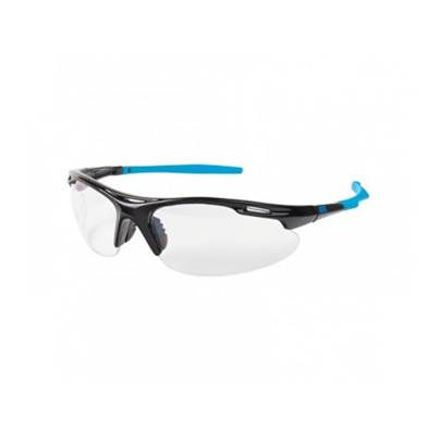 Ox Professional Wrap Around Safety Glasses (Smoked)