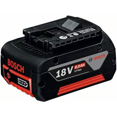Bosch GBA18V 6Ah CoolPak Battery 18v x 6Ah Lithium Battery