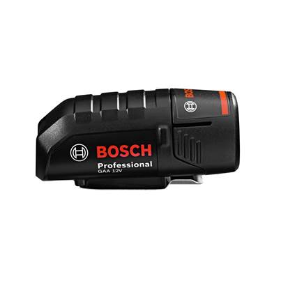 Bosch GAA 12Volt 2.0Ah Li-Ion Battery & USB Adaptor