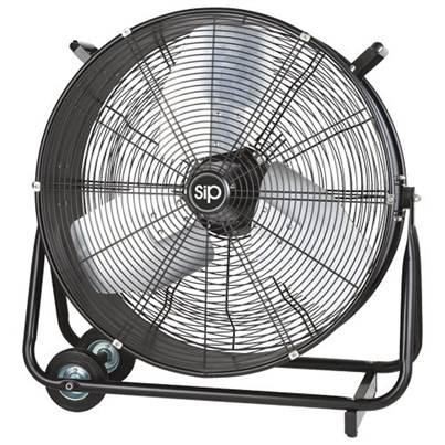 "SIP 05634 24"" Swivel Drum Fan"