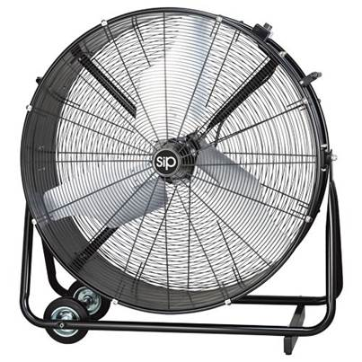 "SIP 05638 36"" Swivel Drum Fan"