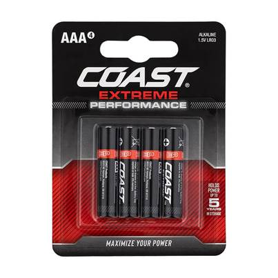 Coast Extreme Performance Batteries