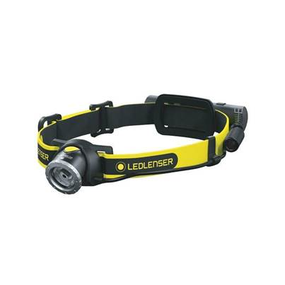 LED Lenser IH8R Professional Rechargeable Head Torch In Gift Box