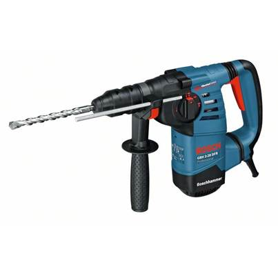 GBH3-28 DFR 800w SDS Plus 3kg Rotary Hammer Drill - 110v