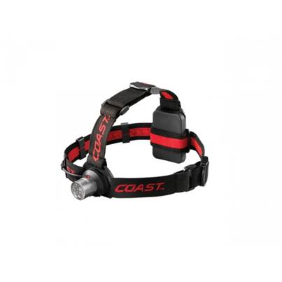 Coast HL4 LED Head Torch Dual Colour LED White + Red